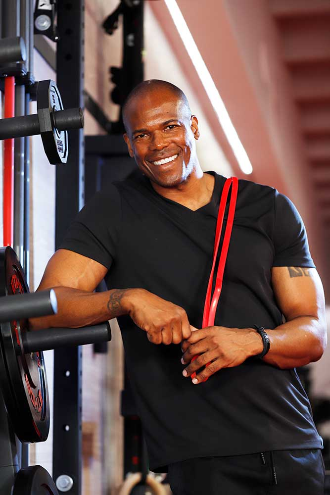 Etzer Seraphin has been fortunate enough to do what he loves as a Certified Personal Trainer for more than 15 years. Working in the corporate world was not his passion nor did it fulfill him. Seeing clients achieve goals and be the best versions of themselves through mhis guidance is the ultimate satisfaction. This inspires Etzer and fulfills his day in and day out.