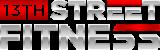 13th STREET FITNESS(transparent)